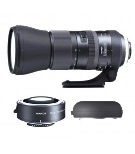 TAMRON SP 150-600mm F/5-6,3 Di VC USD G2+1.4X TELE + TAP-IN CONSOLE - KIT PARA CANON