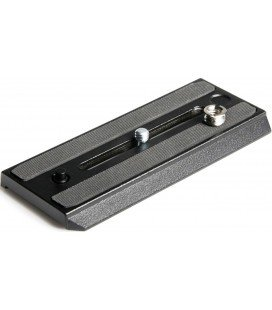 MANFROTTO 500PLONG PLACA RAPIDA