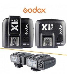 GODOX X1 TTL HSS DISPARADOR EMISOR-RECEPTOR PARA NIKON