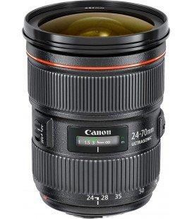 CANON EF 24-70mm f/2.8L II USM + GRATIS 1 AÑO MANTENIMIENTO VIP SERPLUS CANON