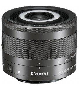 CANON EF-M 28 MM F / 3.5 Macro IS STM + GRATIS 1 AÑO MANTENIMIENTO VIP SERPLUS CANON