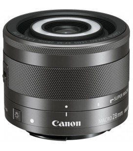 CANON EF-M 28 MM F / 3.5 Makro IS STM + GRATIS 1 Jahr VIP Wartung SERPLUS CANON