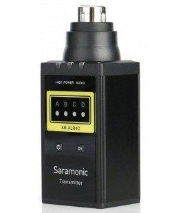 SARAMONIC ÉMETTEUR SANS FIL SR-XLR4C SARAMONIC