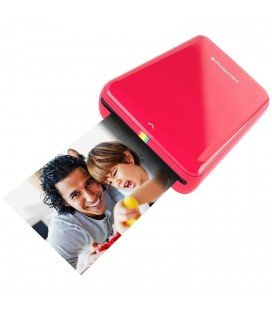 POLAROID ZIP IMPRESORA MOVIL-BLUETOOTH-ROJO