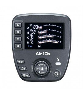 NISSIN TRANSMISOR PRO RF TTL AIR 10s P/ SONY