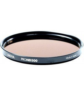 TROU NEUTRE FILTRE GRIS PRO ND500 62MM
