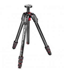 TREPPIEDE MANFROTTO MT190GO C4 IN CARBONIO