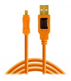 TETHER TOOLS TETHER PRO 2.0 USB A MACHO A MACHO A  MINI B MACHO