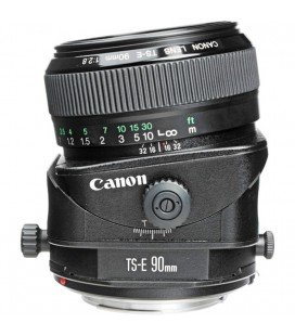 CANON TS-E 90MM F/2.8 TILT SHIFT MACRO