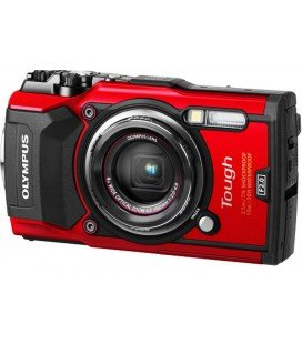 OLYMPUS COMPACT TOUGH TG-5 (15Mts.) ROSSO 4K