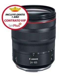 CANON DI PREVENZIONE RF 24-105MM F4L È USM + + + GRATUITO 1 ANNO DI MANUTENZIONE VIP SERPLUS CANON VIP SERPLUS
