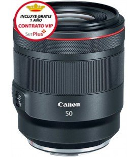 PREVENTA CANON RF 50MM F1.2 L USM + GRATIS 1 YEAR MAINTENANCE VIP SERPLUS CANON