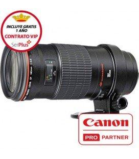CANON EF 180MM f/3,5L USM MACRO + GRATIS 1 AÑO MANTENIMIENTO VIP SERPLUS CANON