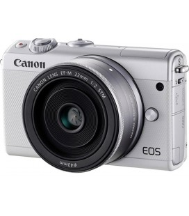 CANON EOS M100 + EF -15-45MM IS STM + GRATIS 1 AÑO MANTENIMIENTO VIP SERPLUS CANON