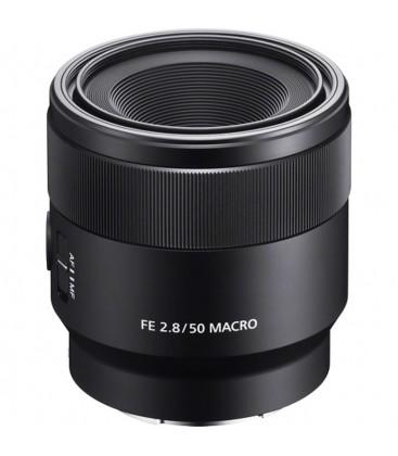 SONY 50MM F2.8 E MACRO SEL50M28