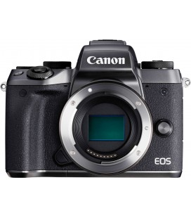 CANON EOS M5 BLACKBODY + COURS AVANCÉ GRATUIT + 1 AN DE MAINTENANCE VIP SERPLUS CANON