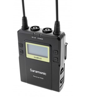 SARAMONIC RX9ic receiver 2 channels for UWMIC9