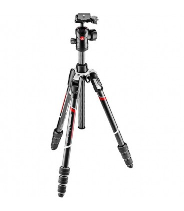 MANFROTTO MKBFRTC4-BH TRÍPODE BEFREE ADVANCED TWIST LOCK DE CARBONO
