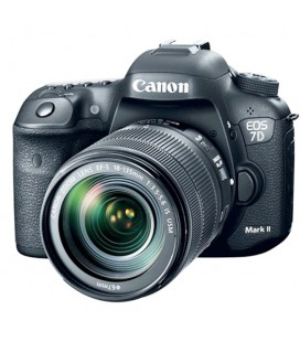 CANON EOS 7D MARK II + 18-135MM IS USM