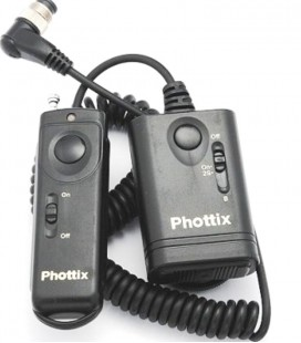 PHOTTIX CLEON W-R S6 WIRELESS P/SONY 100-200-300-300-350-700
