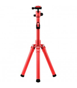 MEFOTO TRIPODE ROADTRIP AIR KIT-ROJO
