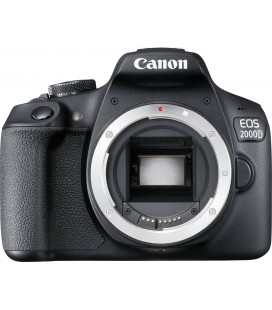 Canon EOS 2000d body + gift WONDERBOX Adventure + 1 year maintenance VIP SERPLUS Canon