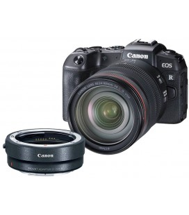 CANON EOS RP + RF 24-105MM F/4 L IS USM  + ADAP. EF-EOS R