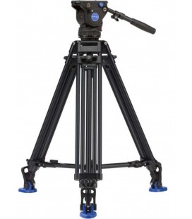 BENRO BV6PRO VIDEO TRIPOD ALUMINUM DOUBLE