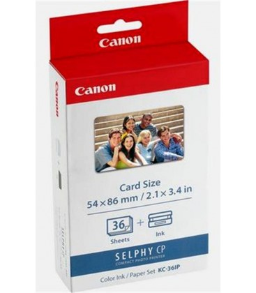 CANON KC-36IP CARTUCHO TINTA MULTIPACK