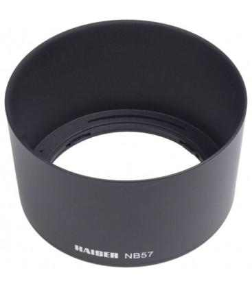 KAISER PARASOL NIKON NB57 (HB57) DE NIKON 55-300