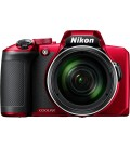 NIKON COOLPIX B600 CAMARA BRIDGE ROJA