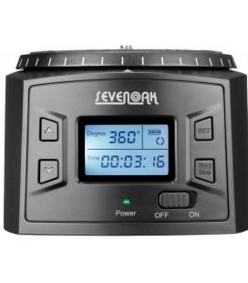 SEVENOAK ROTULE PANORAMICA ELECTRONICA SK-EBH2000