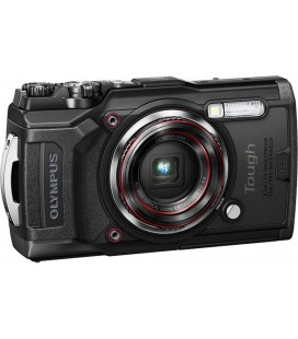OLYMPUS TOUGH TG-6 SCHWARZ