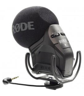 RODE STEREO VIDEOMIC PRO RYCOTE LYRE MICROPHONO