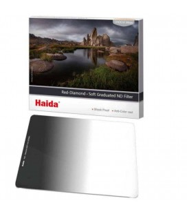 HAIDA DIAMOND SOFT GRAND ND 0.9 FILTRE ROUGE 0.9 150X170MM 3 ÉTAPES
