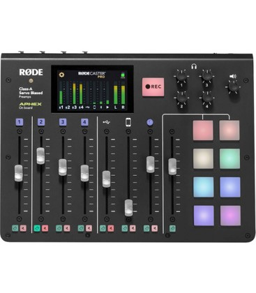 RODE CONSOLA RODECASTER PRO