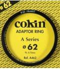COKIN RING ADAPTER SERIES TO 62 MM.