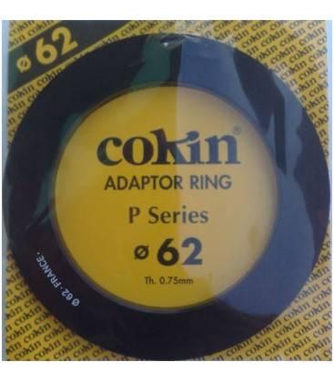 COKIN ANILLA ADAPTADOR SERIE P DE 62 MM.
