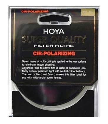 HOYA FILTRO POLARIZADOR CIRCULAR 77MM SUPER QUALITY
